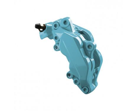 Foliatec Set de peinture pour étriers de frein - turquoise océan - 7 pièces, Image 2