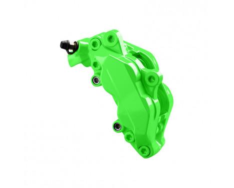 Foliatec Set de peinture pour pot à coulisse - vert NEON - 4 composants, Image 2