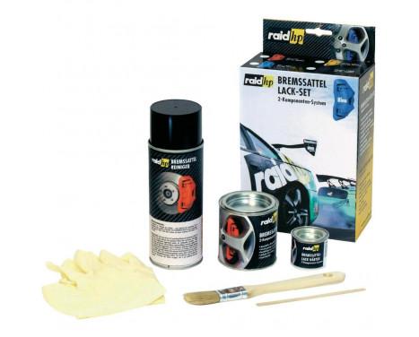 Kit peinture étrier de frein Bleu, Image 3