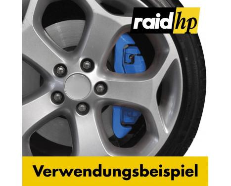 Kit peinture étrier de frein Bleu, Image 2
