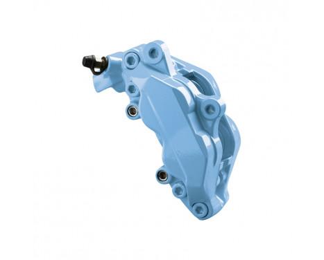 Kit peinture étrier de frein Foliatec - bleu ciel - 7 pièces, Image 2