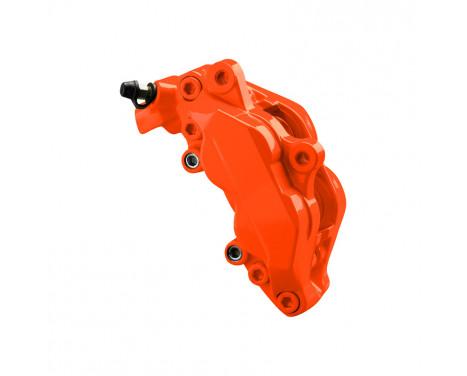 Kit peinture étrier de frein Foliatec - Orange NEON - 10 pièces, Image 2
