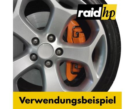 Kit peinture étrier de frein Orange, Image 2