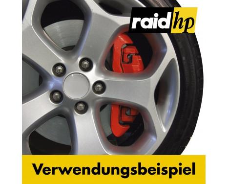 Kit peinture étrier de frein Rouge, Image 3