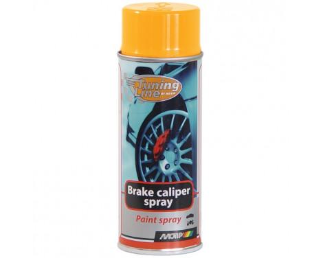 Spray d'étrier de frein Motip Tuning-Line - jaune - 400ml
