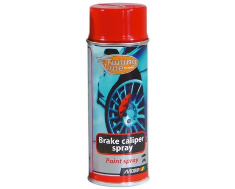 Spray d'étrier de frein Motip Tuning-Line - rouge - 400ml