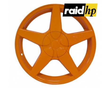 Film de pulvérisation liquide Raid HP 500ml orange
