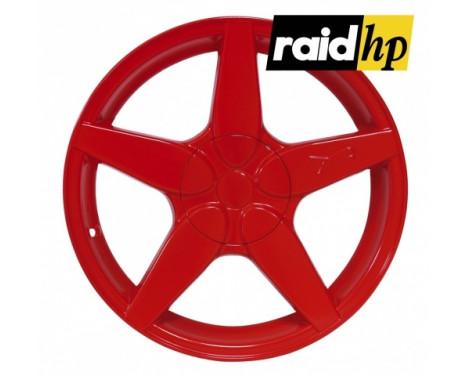 Film de pulvérisation liquide Raid HP 500ml rouge