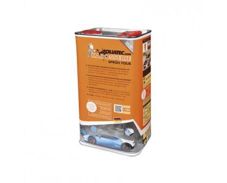 Film de pulvérisation pour carrosserie Foliatec - tapis métallique bleu et congelé bus 1x5