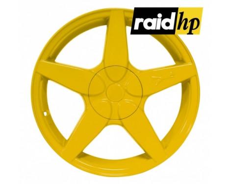 Film spray liquide Raid HP - jaune - 400ml