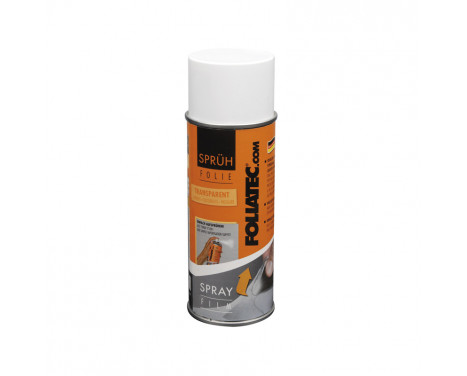 Foliatec Spray Film (film de pulvérisation) - transparent 1x400ml