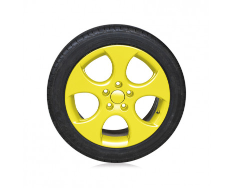 Foliatec Spray Film Set (Film à pulvériser) - jaune brillant 2x400ml, Image 3