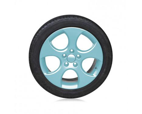 Foliatec Spray Film Set (Film à pulvériser) - turquoise brillant 2x400ml, Image 3