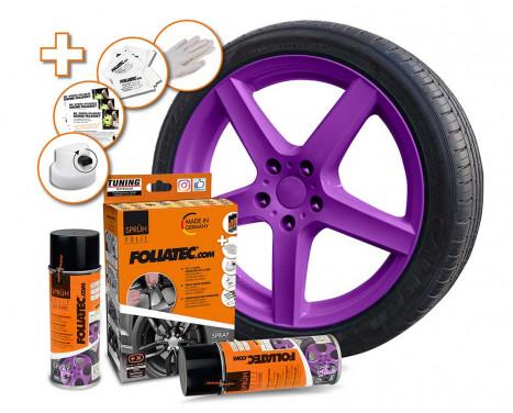 Foliatec Spray Film Set - violet brillant - 2x400ml