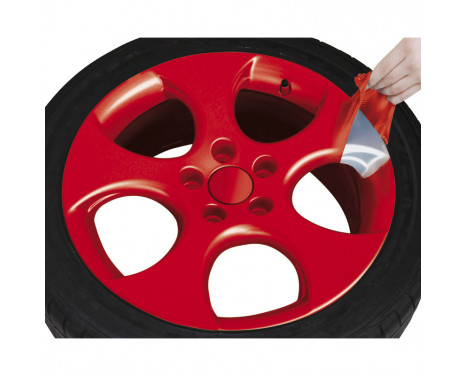 Foliatec Spray Film (Spray Foil) - rouge brillant - 400ml, Image 5