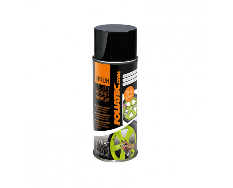 Foliatec Spray Film (Spray Foil) Sealer Spray - Transparent Glossy - 400ml