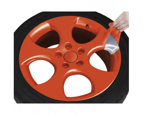 Foliatec Spray Film (Spray Foil) Set - orange brillant - 2x400ml, Image 6