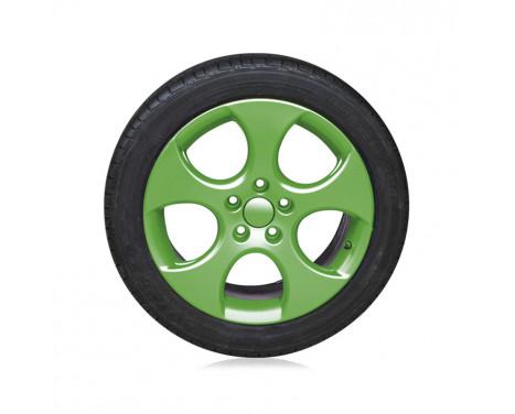 Foliatec Spray Film (Spray Foil) Set - Power Green Glossy - 2x400ml, Image 4
