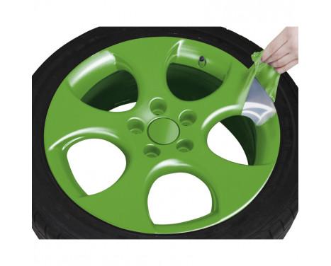 Foliatec Spray Film (Spray Foil) Set - Power Green Glossy - 2x400ml, Image 6