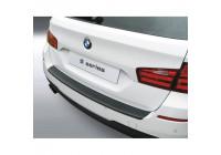 Protection de seuil arrière (ABS) BMW Série 5 F11 Touring 2010- 'M-Style' Noir