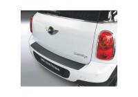 Protection de seuil arrière ABS Mini Countryman 2010- Noir