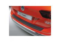 Protection de seuil arrière ABS Volkswagen Tiguan 4x4 4 / 2016- Noir