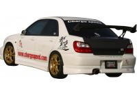 Charsspeed Chemise de pare-chocs arrière Subaru Impreza GD # (A / B)