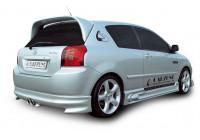 Jupe pare-chocs arrière Carzone Toyota Corolla E12 3/5-door 2002- 'Sirius'