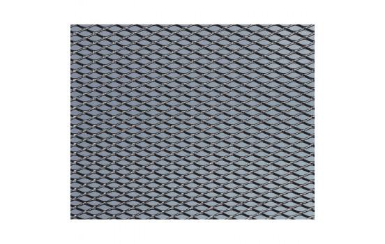 Foliatec Aluminium Race mesh moyen noir 20x120cm - 1 pièce