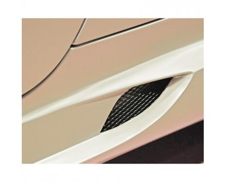 Foliatec Aluminium Race mesh moyen noir 20x60cm - 2 pièces, Image 2