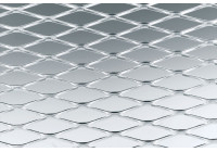 Maille de course Simoni Racing en aluminium - 100x30cm - diamant 12x35mm