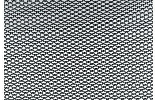 Maillot de course Simoni Racing en aluminium noir - 125x20cm - diamant 2.3x5mm
