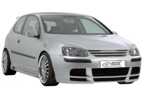 Jupes latérales Volkswagen Golf V / VI / Jetta + Seat Leon 1P 2005- 'GT-Race' (ABS)