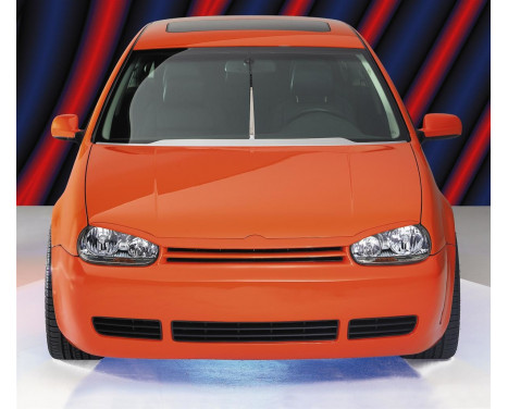 Bonrath Pare-chocs avant 'Clean' Volkswagen Golf IV 1998-2005 (ABS)