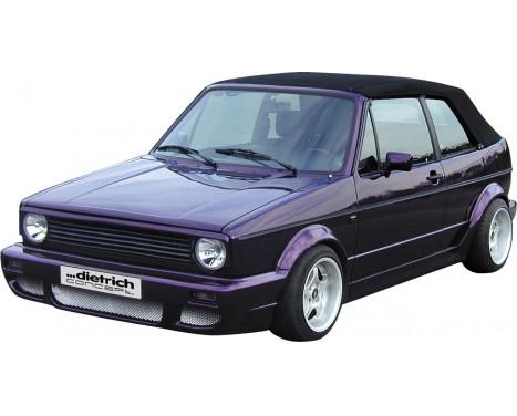Dietrich Pare-chocs avant Volkswagen Golf Cabrio I 1989-