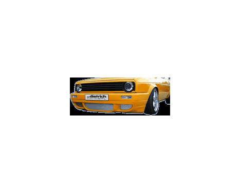 Dietrich Pare-chocs avant Volkswagen Golf II 1983-1991, Image 2