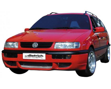 Dietrich Pare-chocs avant Volkswagen Passat 35i 1994-