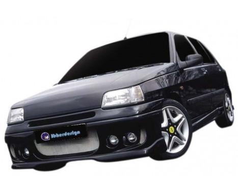 IBherdesign Pare-chocs avant Renault Clio MK1 1990-1998 'X-Plore' avec lampes