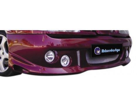 IBherdesign Pare-chocs avant Renault Megane I 5 / 99-02 'Tribute' avec treillis / lampes