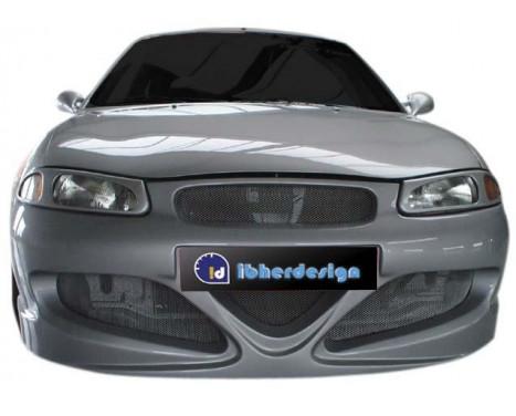 "IBherdesign Pare-chocs avant Rover 200/25 ""Insane"" avec maille"