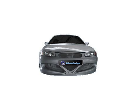 "IBherdesign Pare-chocs avant Rover 200/25 ""Insane"" avec maille, Image 2"