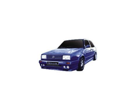 IBherdesign Pare-chocs avant Volkswagen Golf II 'Conflict' avec lampes / treillis, Image 2