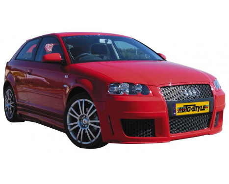 Pare-chocs avant Audi A3 2003-2005 avec tuning ICC