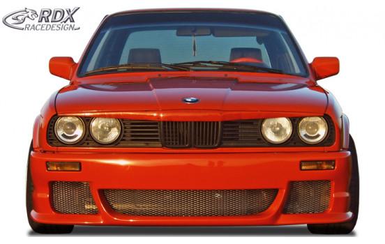 Pare-chocs avant BMW Série 3 E30 'GT4' (GFK)