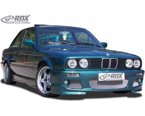 Pare-chocs avant BMW Série 3 E30 'M-Line' (GFK)