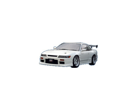 Pare-chocs avant CharSpeed Nissan S13 240SX (FRP)