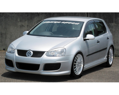 Pare-chocs avant CharSpeed Volkswagen Golf V (FRP) (non GTi), Image 2