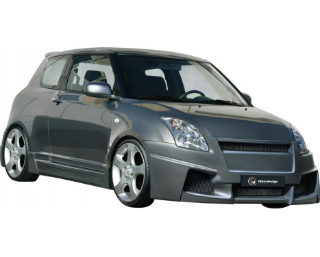 Pare-chocs avant IBherdesign Suzuki Swift 2005 - 'Karang'