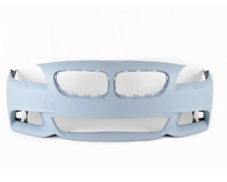 Pare-chocs avant sport M BMW séparateur F10 / F11 + M-performance, Image 2