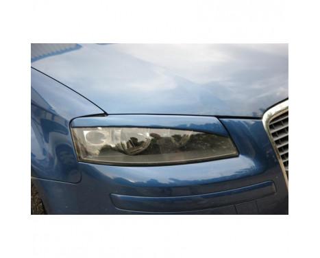 Déflecteurs de phares Audi A3 8P 3/5-door 2003-2008 (ABS)